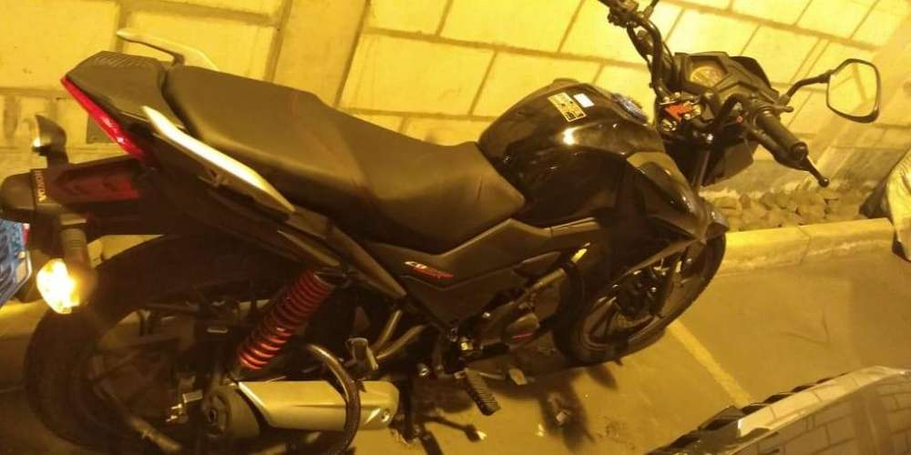 Moto <strong>honda</strong> CB125 Twister
