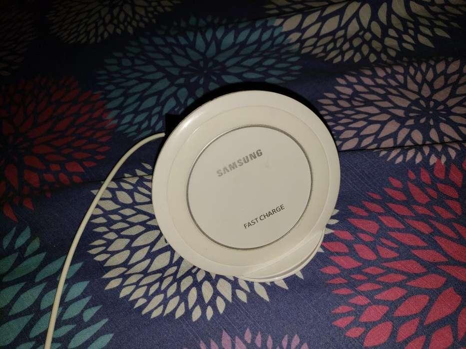 Cargador Inalabrico Samsung