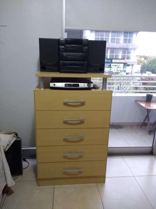Comoda Cajonera ideal Living o <strong>dormitorio</strong>