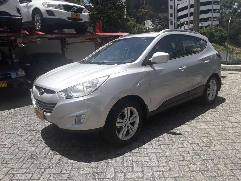 Hyundai Tucson 2013 - 75000 km