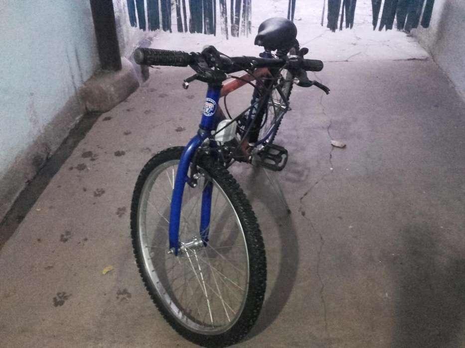 Vendo O Permuto Bicicleta R24