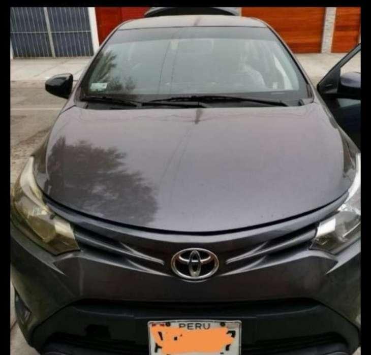 Alquilo Toyota Yaris