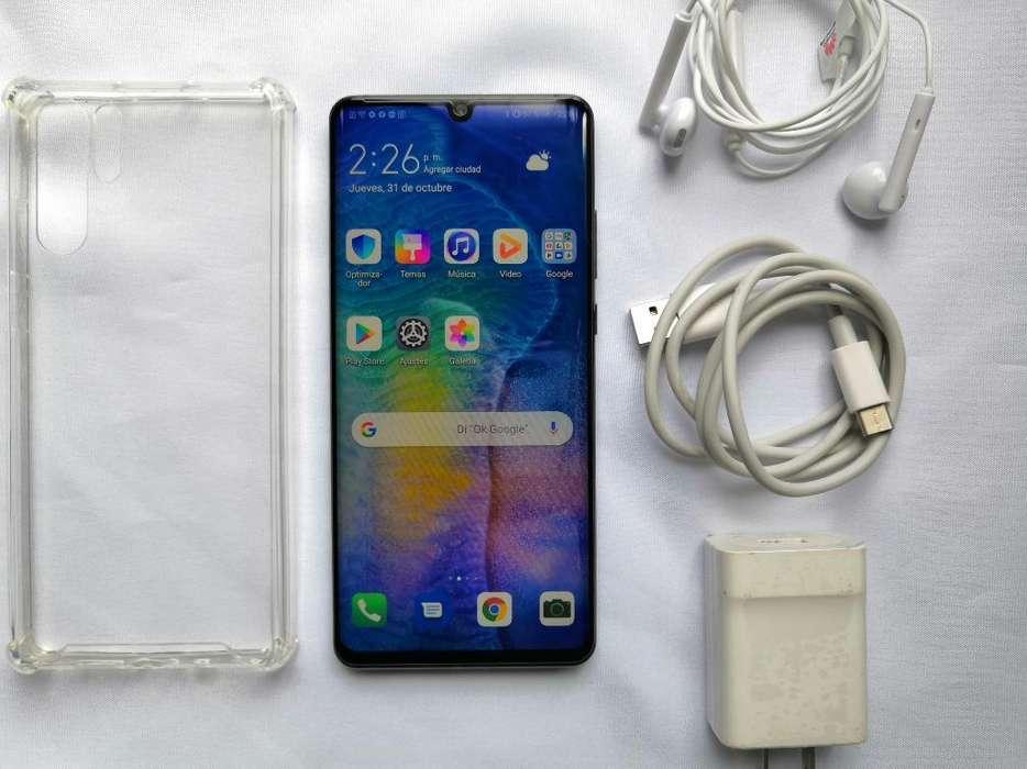 Huawei P30 Pro Negro 256gb Como Nuevo