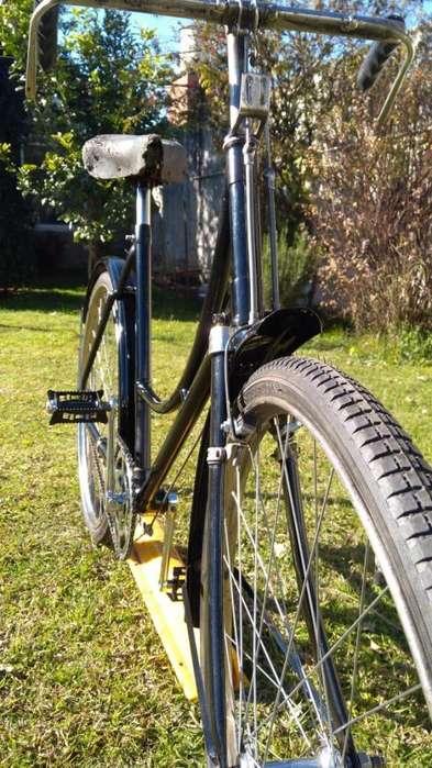 Bicicleta clásica dama made in England rodado 26 y 1/2