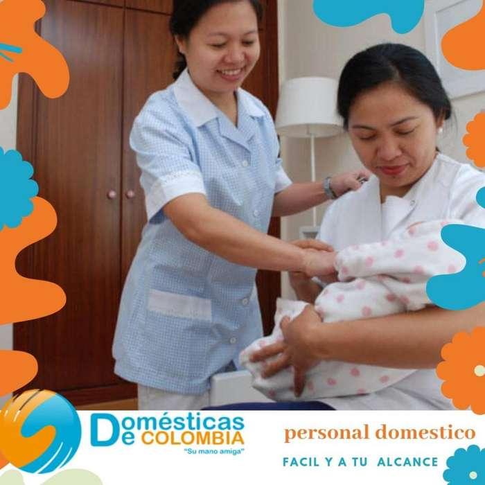 suministro de personal domesticas de colombia