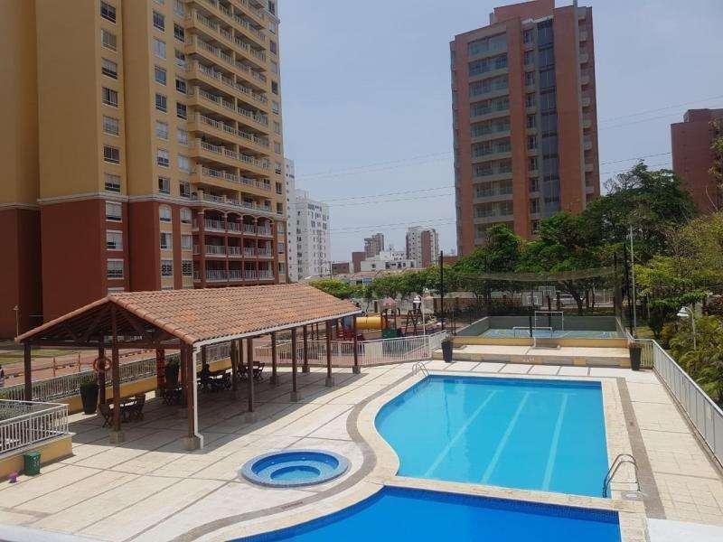 Apartamento En Arriendo/venta En Barranquilla La Castellana Cod. ABINU17306