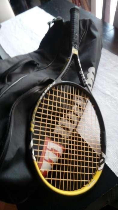 Raqueta Wilson con Bolso Raquetero