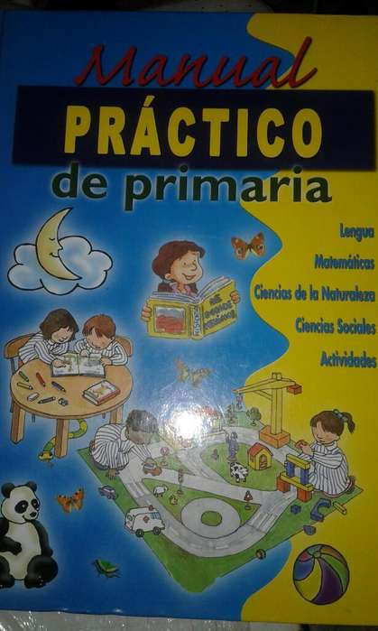 Manual de Primaria Nuevo