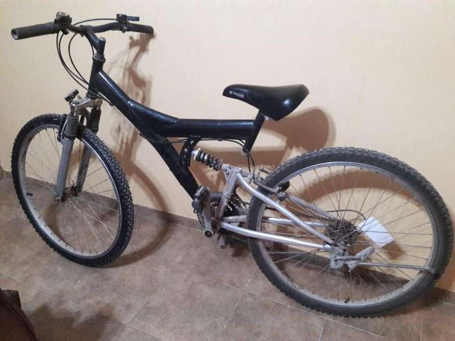 Vendo Bici Mtb Usada