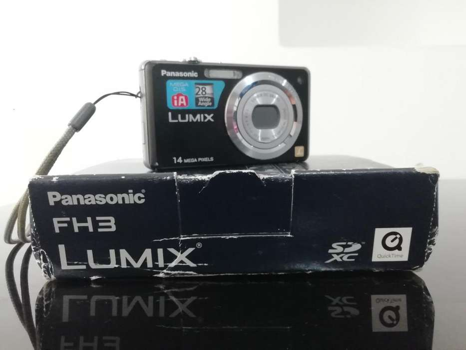 Cámara digital Panasonic 14.1 MP