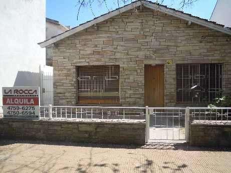Casa en alquiler en Villa Bosch