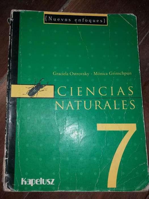Ciencias Naturales 7 Edit Kapeluz