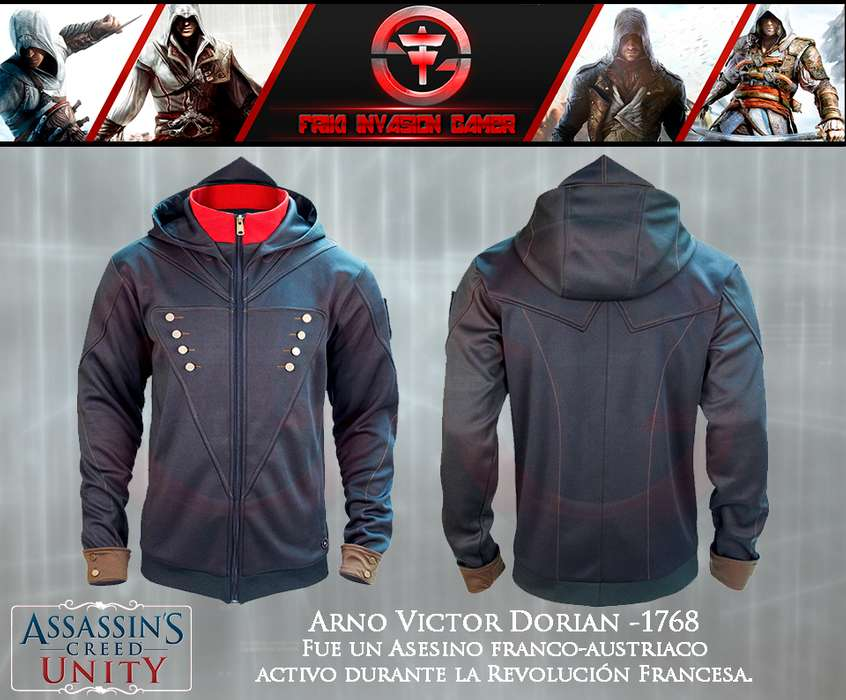 477cab8de57 Defiende la Hermandad  strong buzos  strong  Exclusivos videojuego  Assassins Creed