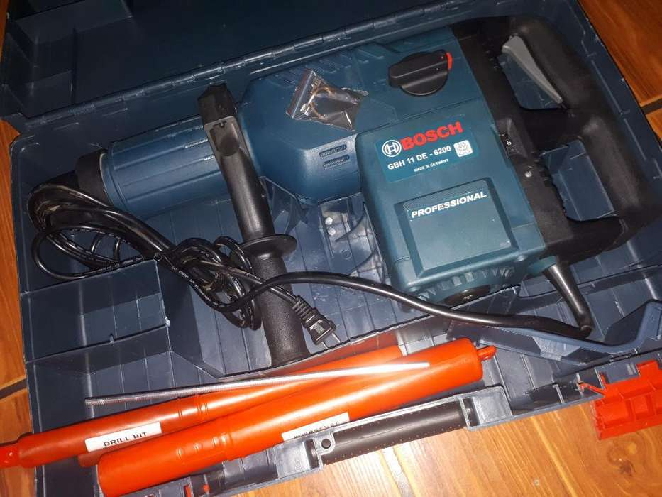 Taladro Minero Bosch Nuevo