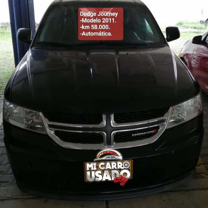 Dodge Journey 2011 - 58000 km