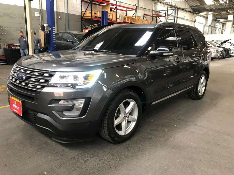 <strong>ford</strong> Explorer 2016 - 54000 km