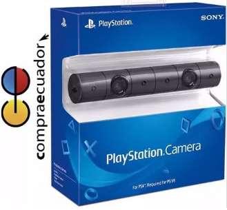 Sony Cámara Vr Ps4 Pic In Pic Scaner De Rostro Play 4