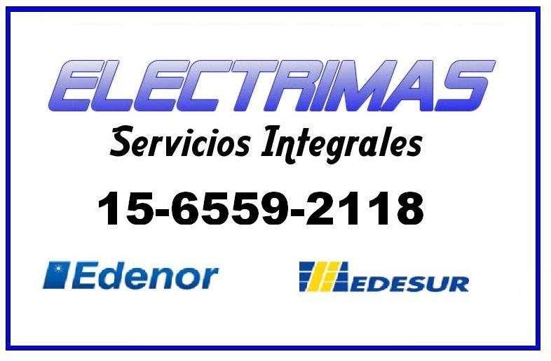 Electricista Matriculado EDESUR 1565592118