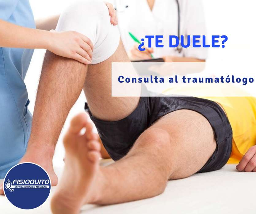 traumatología - rehabilitación física