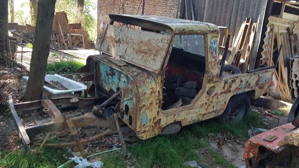 Vendo Chasis de <strong>jeep</strong> Ika Pikup