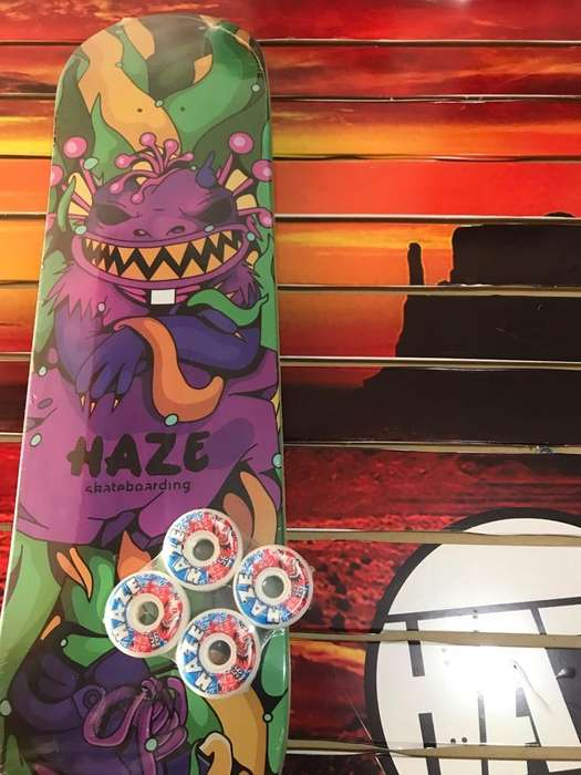 Tabla para Skateboarding