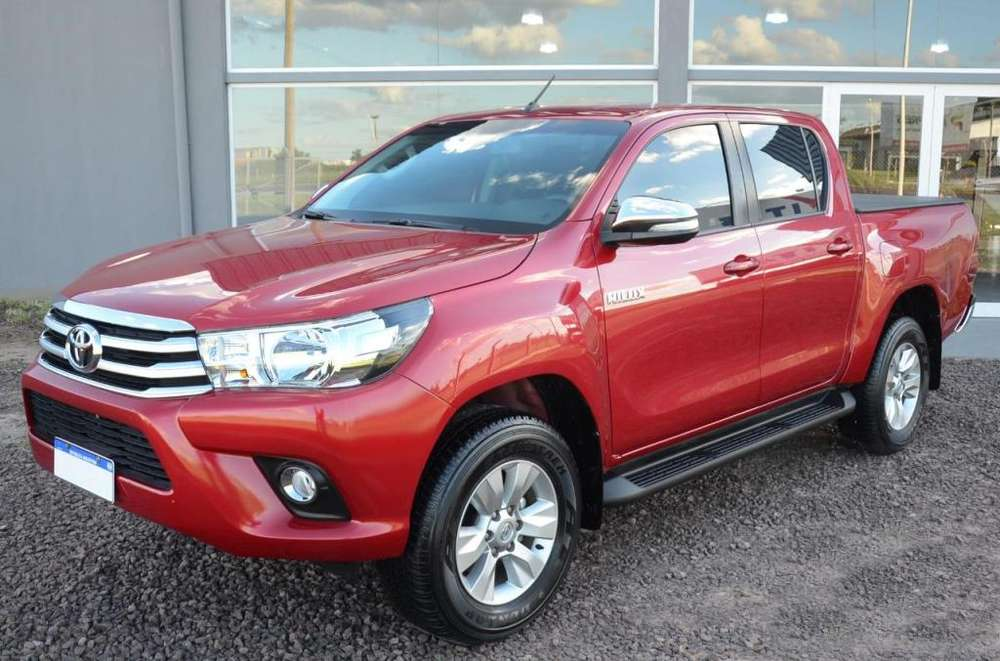 <strong>toyota</strong> Hilux 2018 - 9000 km