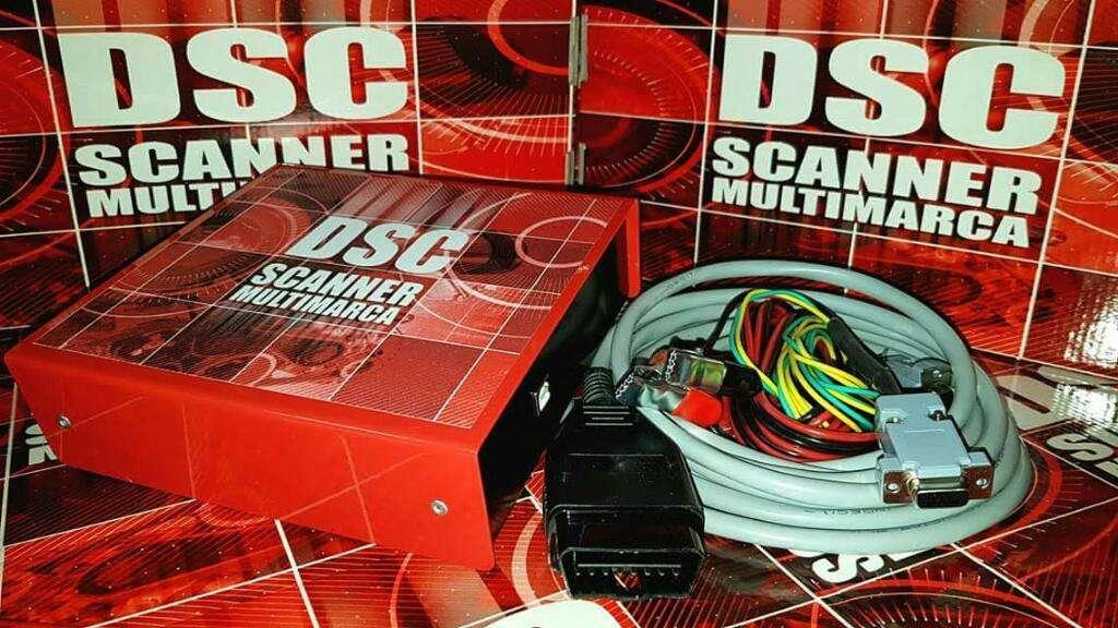 Vendo Scanner Multimarca Atualizado 2018