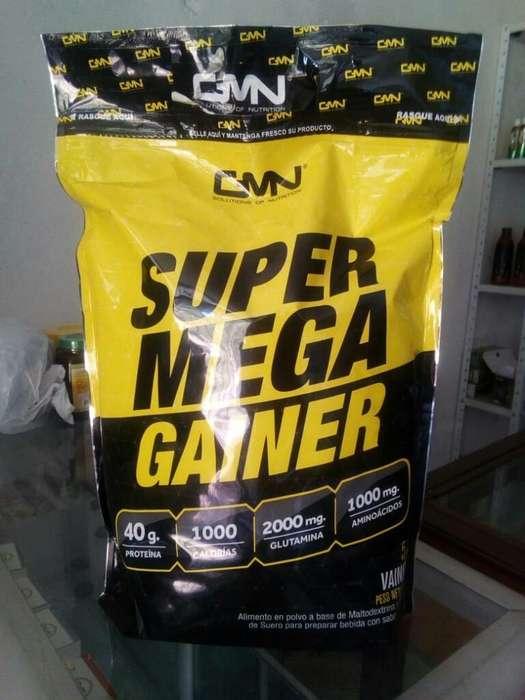 Super Mega Gainer
