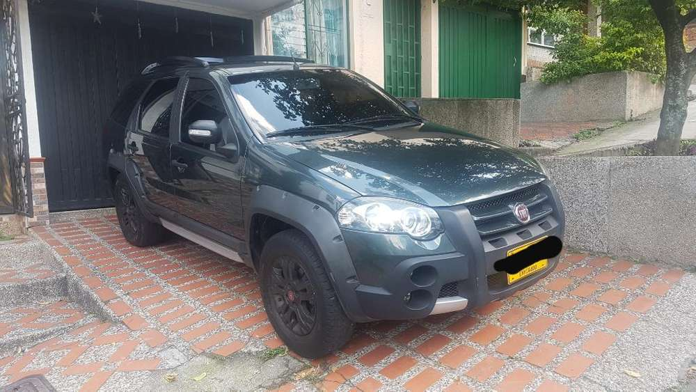 <strong>fiat</strong> Adventure 2011 - 65000 km