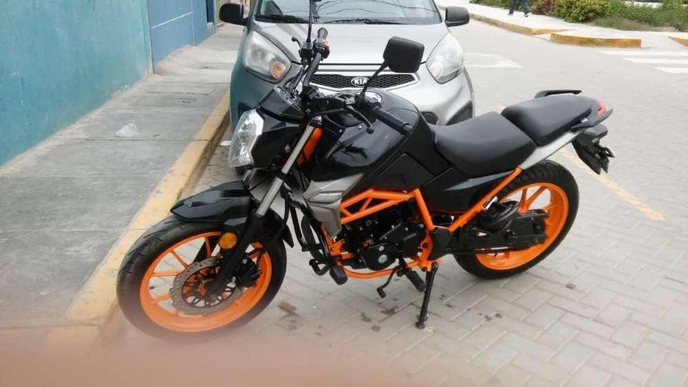 Vendo Moto Viper 200 Dkr - Ssenda