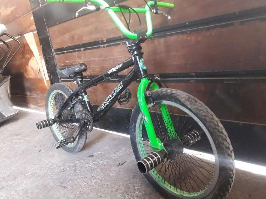 Bicicleta Bmx 20