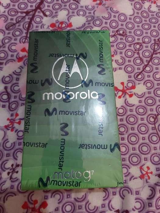 Uno Nuevo Y Uno Usado G7 Plus Motorola