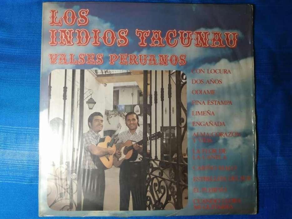 Los Indios Tacunau Valses Peruanos