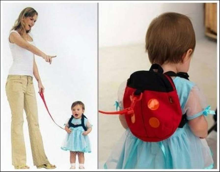 Arnes de Seguridad para Niños