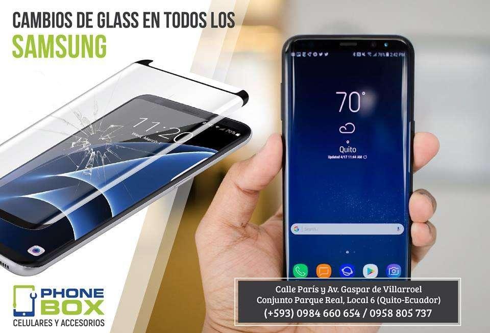 GLASS PARA TODO SAMSUNG