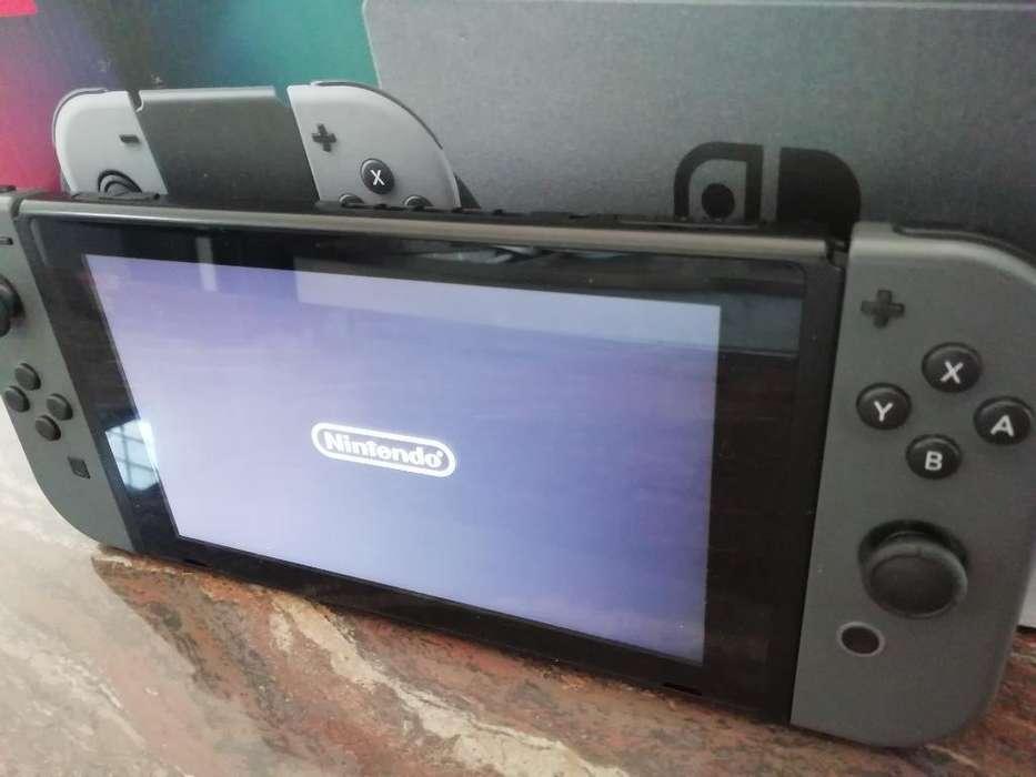 Vendo Nintendo Switch Más Control