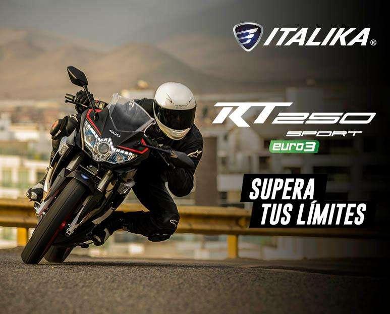 Moto Italika RT 250