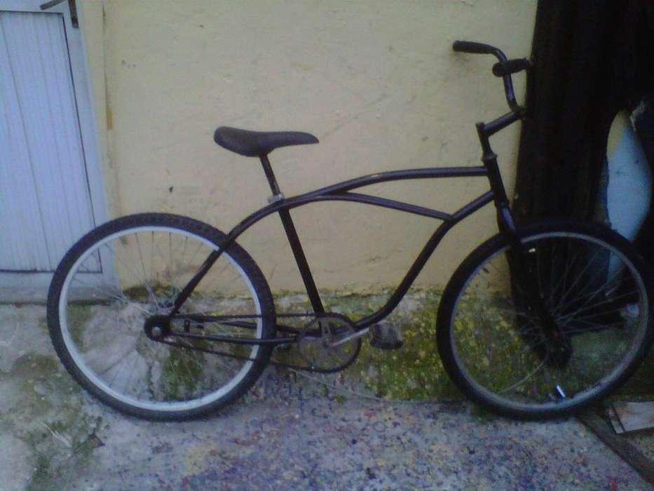 bicicleta playera usada rodado 26 ideal para delivery