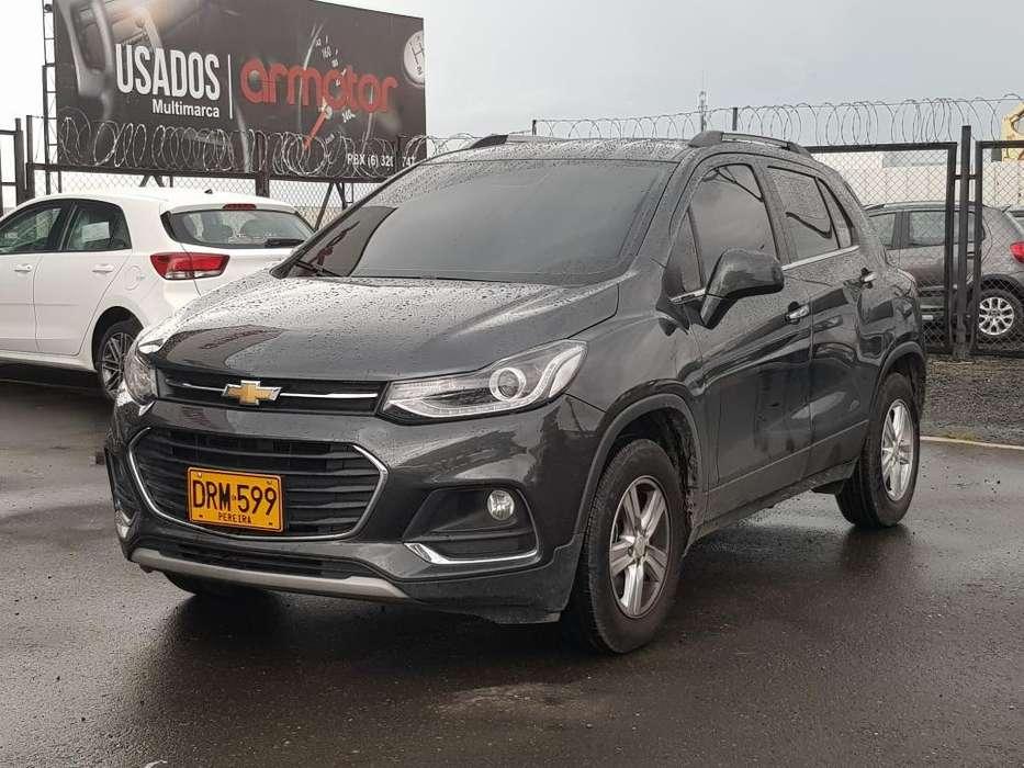 Chevrolet Tracker 2018 - 22400 km