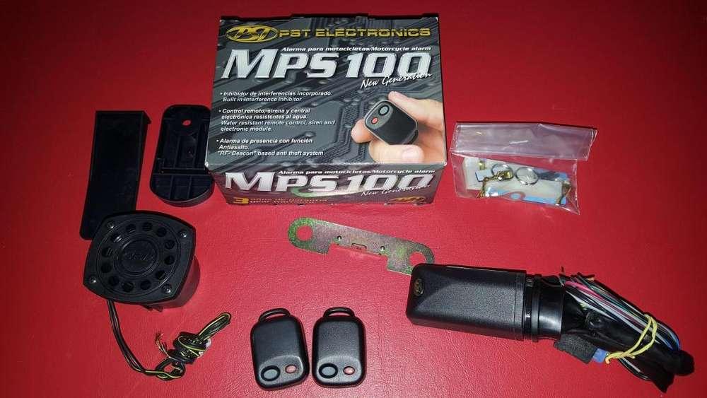 Alarma de Moto MPS100