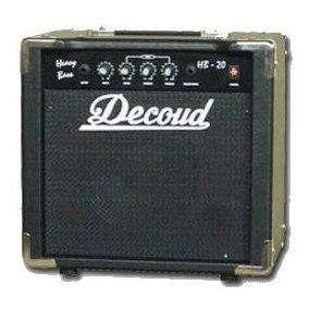 Amplificador Decoud HB 20 20w. Impecable en Cinco Saltos R.N.