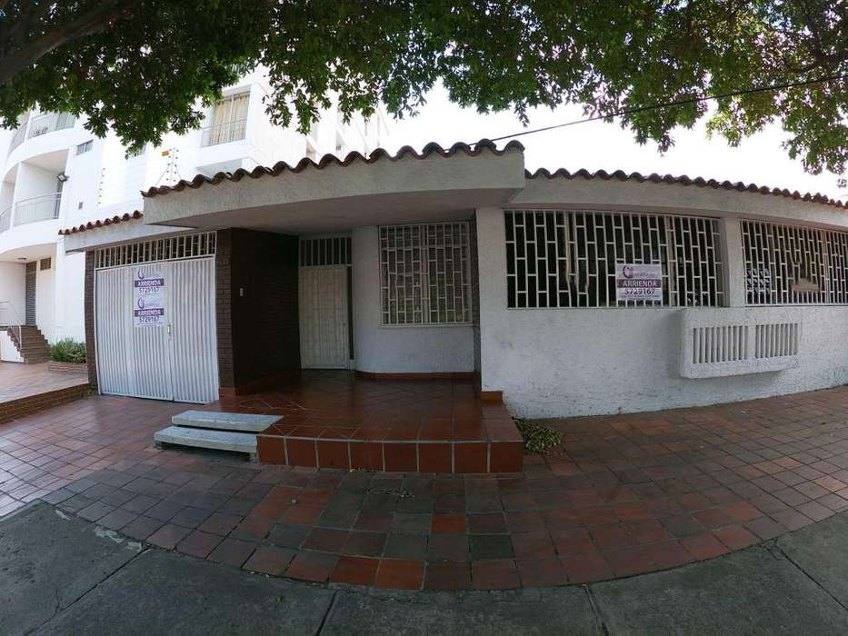 Se Arrienda <strong>casa</strong> en Caobos, Código: 1036