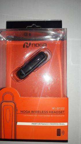Auricular Headset inalambrico Noga