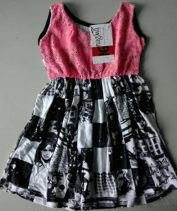 Vestidos para Niña de entre 2 Años
