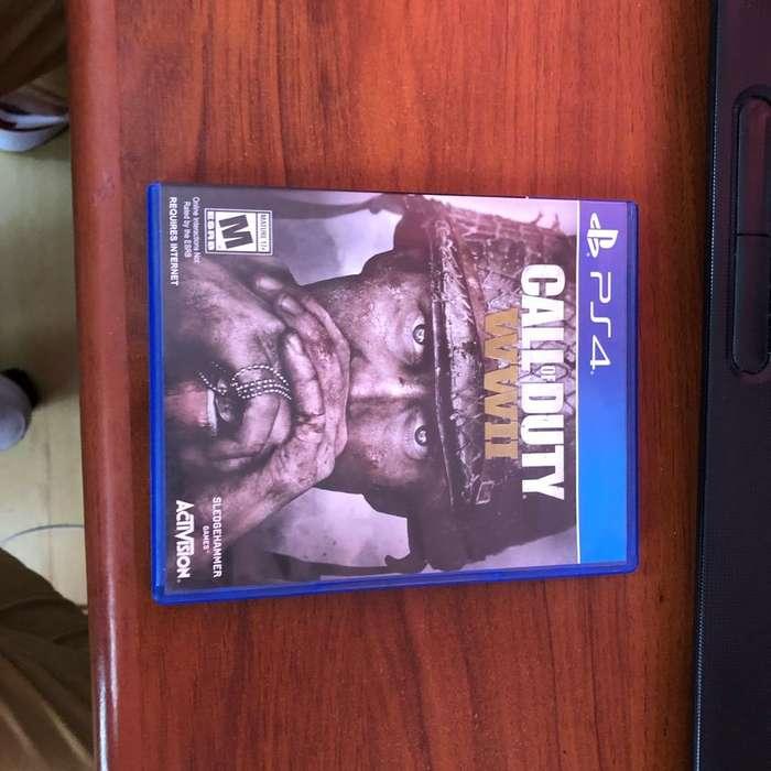 Call Of Duty Ww2 (Play 4 )