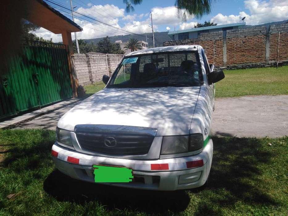 Mazda B 2200 2007 - 300542 km
