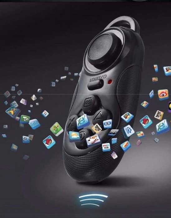 Mini Comando Inalámbrico Bluetooth