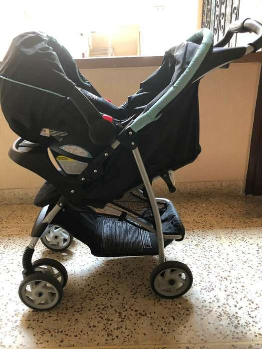 Coche Graco Click Connect Unisex