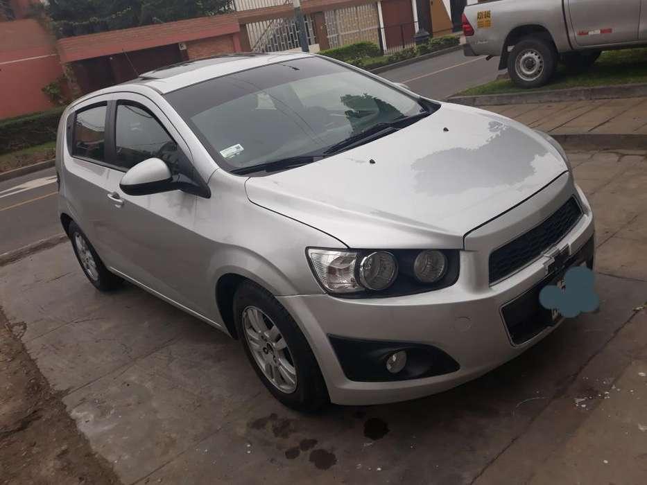 Chevrolet Sonic hatchback 2013 - 102500 km