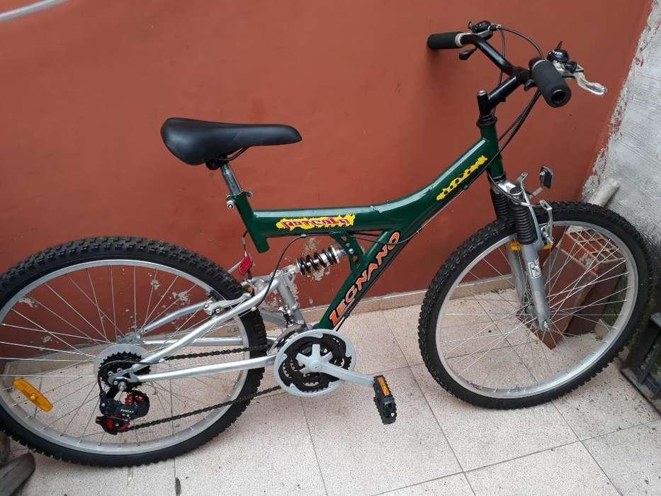 Bicicleta Montain Bike Legnano 26